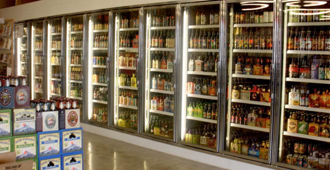 Corona Stainless Steel Beer Cooler 54 quart with Opener - In TV ...